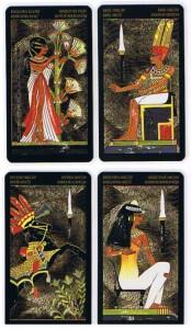 Karty egipskie